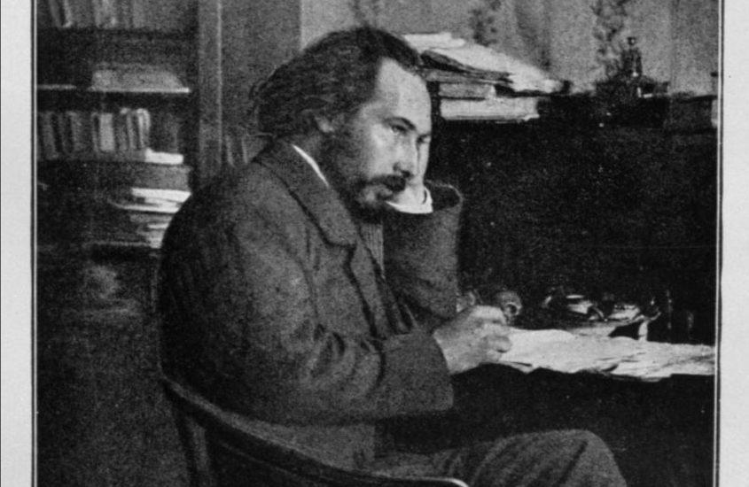 PORTRAIT: Dr. Eugène Koeberlé, l'homme qui eu l'idée de se laver les mains avant tout le monde
