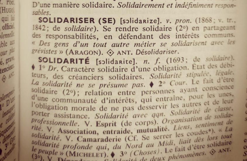Face au covid-19, la solidarité enfile les gants de boxe