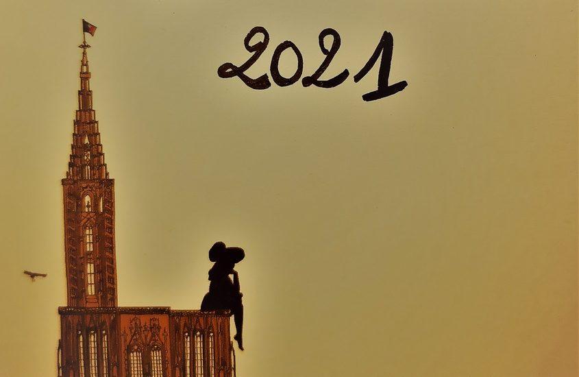 2021 (presque) comme 2020 mais en mieux!