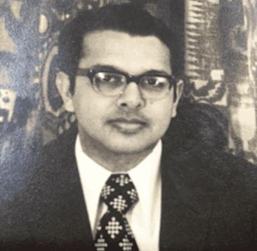 Portrait : Nasir Ahmed, l'homme grâce à qui on peut faire des visio